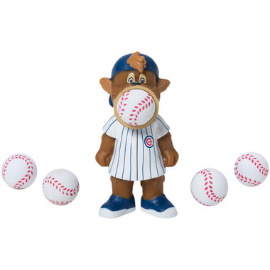 Hog Wild MLB Chicago Cubs Clark Squeeze Popper