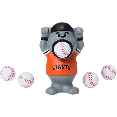 Hog Wild MLB San Francisco Giants Squeeze Popper