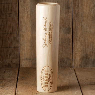 Johnny Bench Hall of Fame Dugout Mug Bat Mug