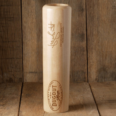 George Brett Hall of Fame Dugout Mug Bat Mug