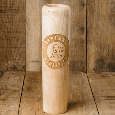 Oakland Athletics MLB Team Logo Dugout Mug Bat Mug
