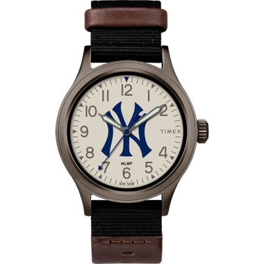 Timex Men's New York Yankees Clutch Watch