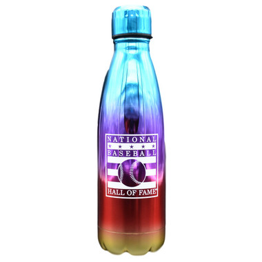 Hall of Fame Rainbow 16 oz Water Bottle