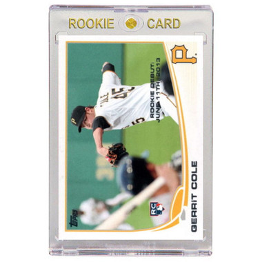 Gerrit Cole Pittsburgh Pirates 2013 Topps Update # US265 Rookie Card