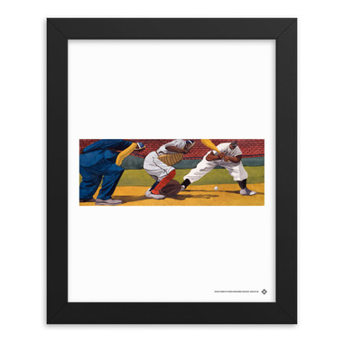 Teambrown Home Artwork Framed 8 x 10 Print