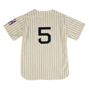 Men's Mitchell & Ness Joe Dimaggio 1939 New York Yankees Authentic Home Jersey