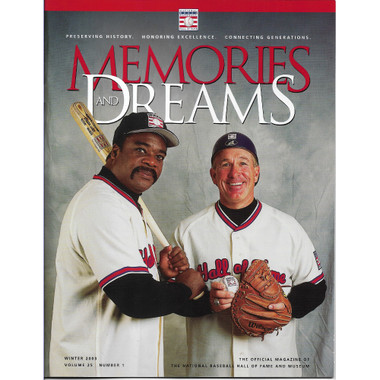 2003 Memories & Dreams Magazine - Winter Volume 25 Number 1