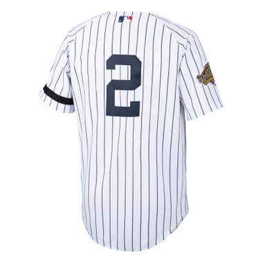 Men's Mitchell & Ness Derek Jeter New York Yankees Authentic 1996 World Series Home Jersey