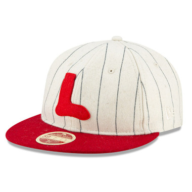 Men's New Era Heritage Series Authentic 1931 Boston Red Sox Retro-Crown 59FIFTY Cap