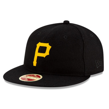 Men's New Era Heritage Series Authentic 1948 Pittsburgh Pirates Retro-Crown 59FIFTY Cap