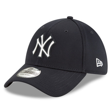 Men's New Era New York Yankees 39THIRTY Flex Fit Navy Clubhouse Cap