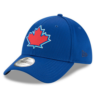 Men's New Era Toronto Blue Jays 39THIRTY Flex Fit Royal Clubhouse Cap