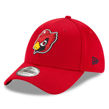 Men's New Era St. Louis Cardinals 39THIRTY Flex Fit Red Clubhouse Cap