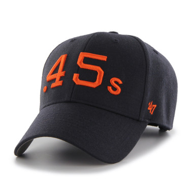 Men's '47 Brand Houston Colt .45s Cooperstown Collection MVP Adjustable Cap