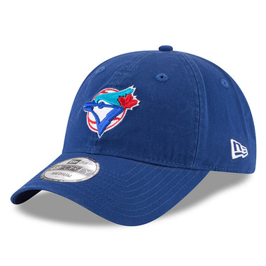Men's New Era Toronto Blue Jays Cooperstown Collection Core Fit 49FORTY Cap