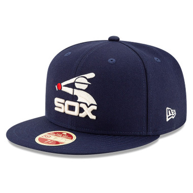 Men's New Era Heritage Series Established 1900 Chicago White Sox Dark Blue 59FIFTY Cap