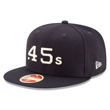 Men's New Era Heritage Series Established 1962 Colt .45s Dark Blue 59FIFTY Cap