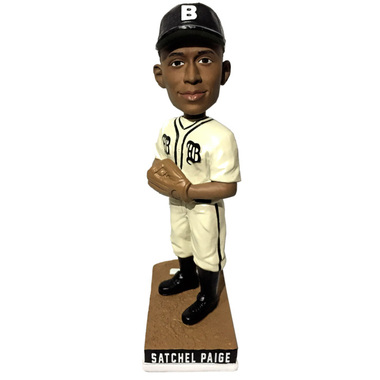 Satchel Paige Birmingham Black Barons Negro League Bobblehead Ltd Ed of 250