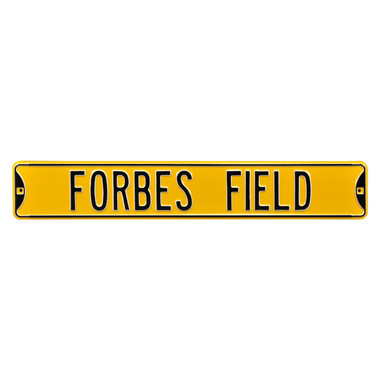 Forbes Field Authentic Street Signs 6 x 36 Steel Street Sign