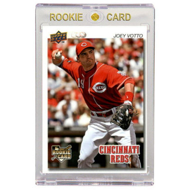 Joey Votto Cincinnati Reds 2008 Upper Deck Timeline # 119 Rookie Card