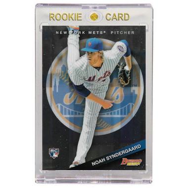 Noah Syndergaard New York Mets 2015 Bowman's Best # 32 Rookie Card