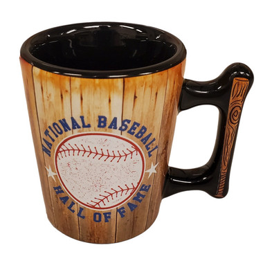 Baseball Hall of Fame Bat Handle Shot Glass