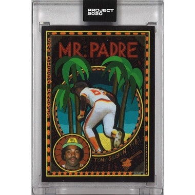 Tony Gwynn Topps Project 2020 # 94 - Efdot