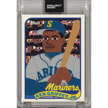 Ken Griffey Jr. Topps Project 2020 # 88 - Keith Shore
