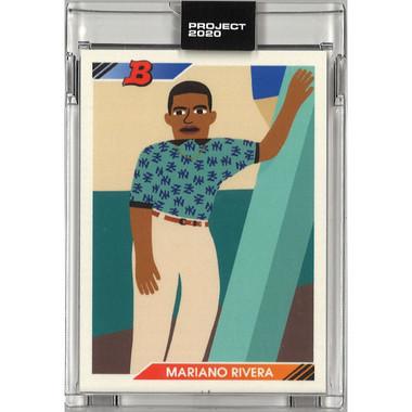 Mariano Rivera Topps Project 2020 # 72 - Keith Shore