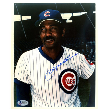 Billy Williams Autographed 8x10 Photograph (Beckett)