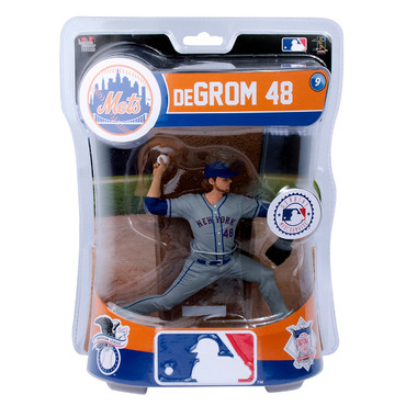 "Jacob DeGrom New York Mets Imports Dragon 6"" Figure"