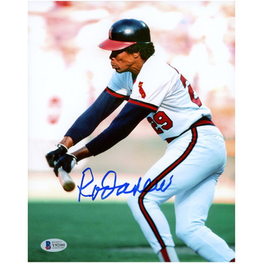 Rod Carew Autographed 8x10 Photograph (Beckett)