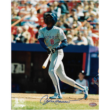 Andre Dawson Autographed 8x10 Photograph (Mill Creek-1)