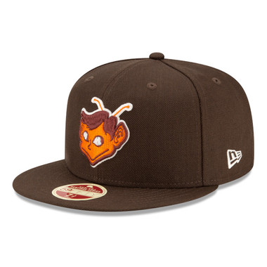 Men's New Era Heritage Series Established 1902 St. Louis Browns Brown 59FIFTY Cap