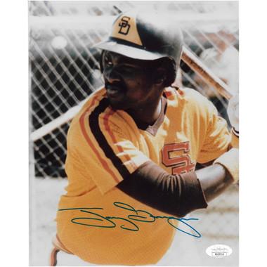 Tony Gwynn Autographed 8x10 Photograph (JSA-14)