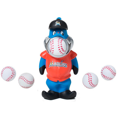 Hog Wild MLB Miami Marlins Billy Sqeeze Popper