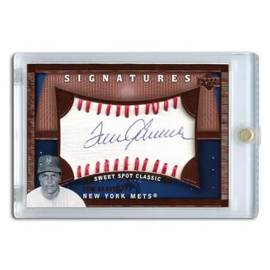 Tom Seaver Autographed Card 2005 Sweet Spot Classic
