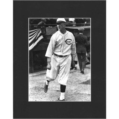 Matted 8x10 Photo- Grover Alexander 1919