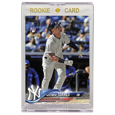 Gleyber Torres New York Yankees 2018 Topps Update # US200 Rookie Card