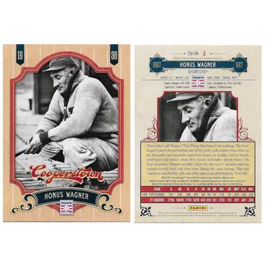 2012 Panini Cooperstown 150 Card Baseball Base Set