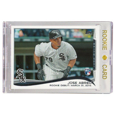Jose Abreu Chicago White Sox 2014 Topps Update # US325 Rookie Card