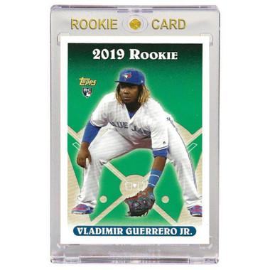 Vladimir Guerrero Jr. Toronto Blue Jays  2019 Topps Archives # 324 Rookie Card