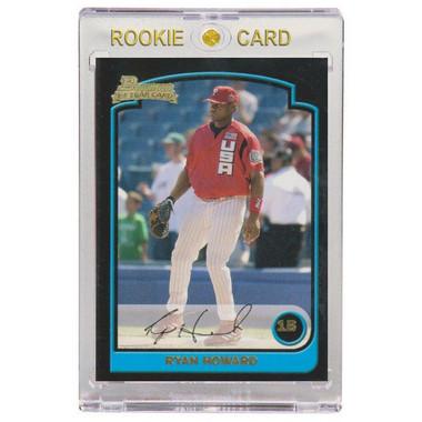 Ryan Howard Philadelphia Phillies 2003 Bowman # 138 Rookie Card