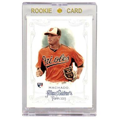 Manny Machado Baltimore Orioles 2013 Topps Allen & Ginter # 120 Rookie Card