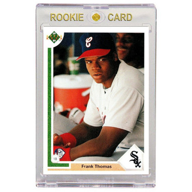 Frank Thomas Chicago White Sox 1990 Upper Deck # 246 Rookie Card