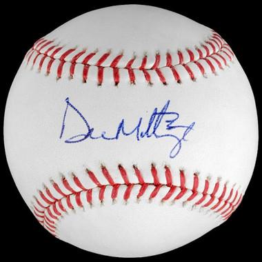 Don Mattingly Autographed Rawlings OML Baseball (MLB/Fanatics)