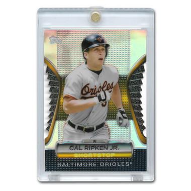 Cal Ripken Jr. 2012 Topps Golden Moments Die Cut Card # 23