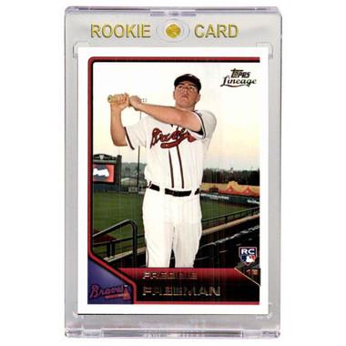 Freddie Freeman Atlanta Braves 2011 Topps Lineage # 146 Rookie Card
