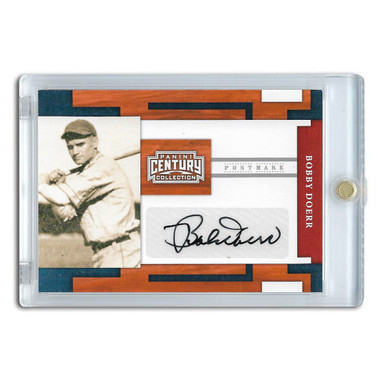 Bobby Doerr Autographed Card 2010 Panini Century Collection Ltd Ed of 250