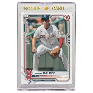 Bobby Dalbec Boston Red Sox 2021 Bowman # 26 Rookie Card